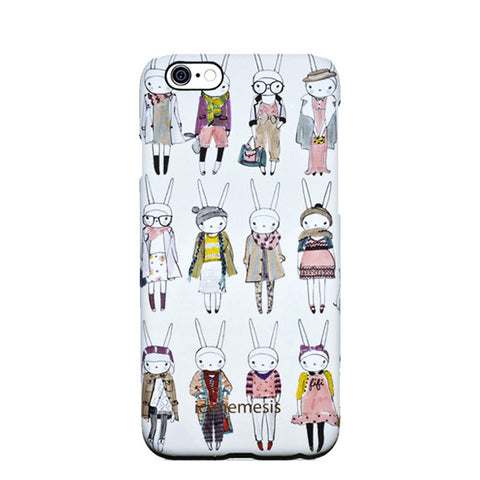 Fifi Lapin Rabbit Case for iPhone 6s Plus / 6 Plus
