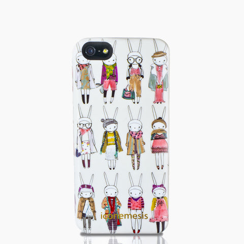 Fifi Lapin Rabbit Case for iPhone 5S & SE