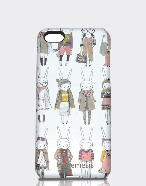 Fifi Lapin Rabbit Case for iPhone 5c
