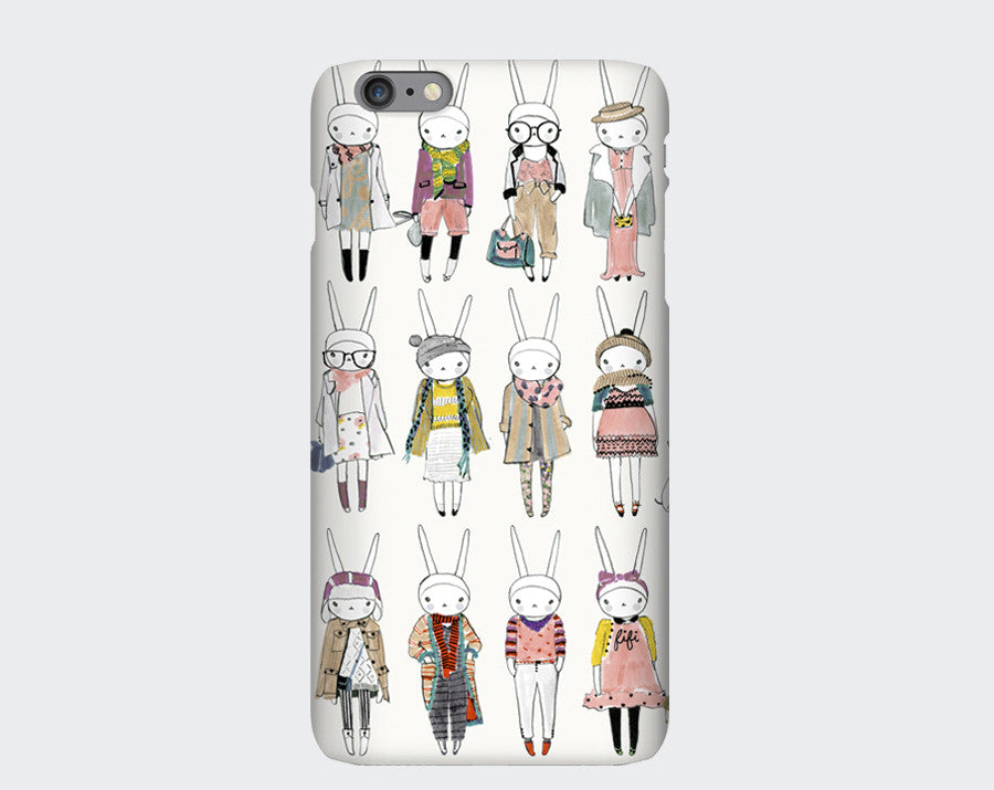 Fifi Lapin Rabbit Case for iPhone 7 Plus