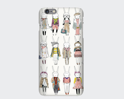 Fifi Lapin Rabbit Case for iPhone 7