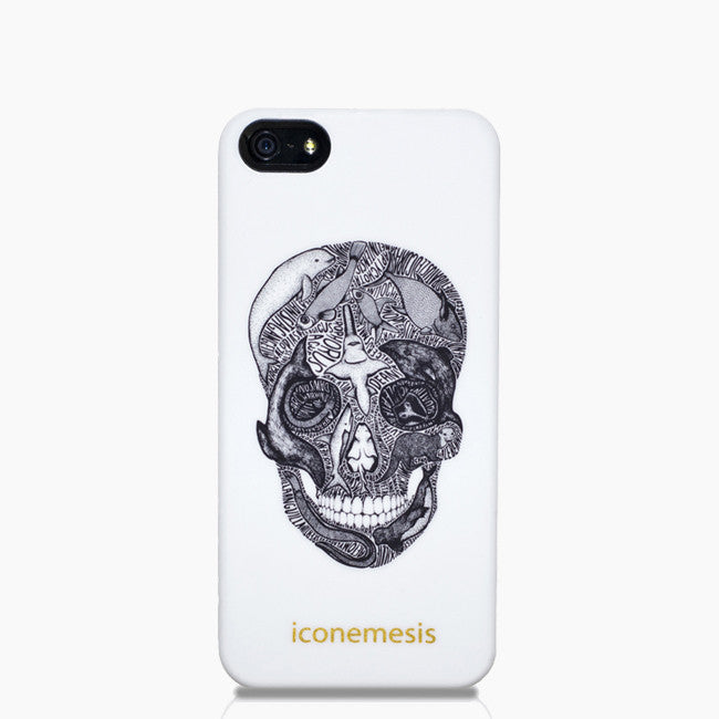 Sarah King Skull Case for iPhone 5/5s