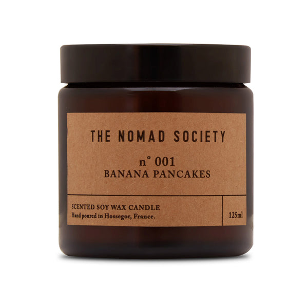 BANANA PANCAKES Scented Soy Candle - 120ml