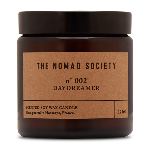 Daydreamer coconut candle The Nomad Society 120ml