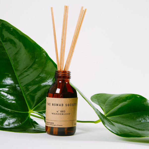 Wanderlust Reed Diffuser Fresh Batch