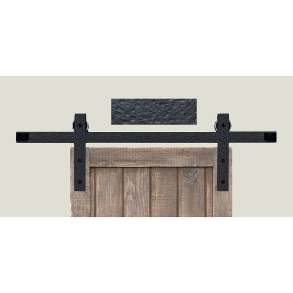 Acorn Sliding Barn Door Hardware Kit - Rough Square End | Barnware Doors