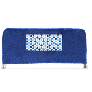 The Sweet Dreams Toddler Bed Rail, Blue