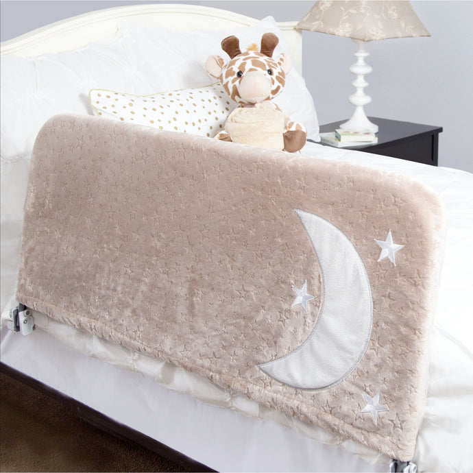 The Sweet Dreams Toddler Bed Rail, Beige