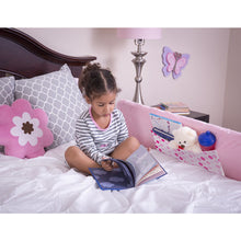 Load image into Gallery viewer, The Sweet Dreams Toddler Bed Rail, Pink