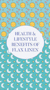 Health and Lifestyle Benefits of Flax Linen Bedding | Flax Linens