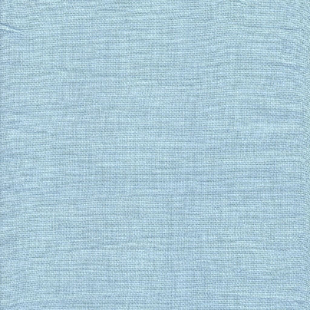 Light Blue 100/% Linen Fabric By the Yard