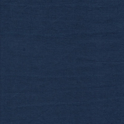 Belgian Linen Bedskirt Short Or Long Ruffled Flouncing In 12 Colors - Queen / Navy Blue