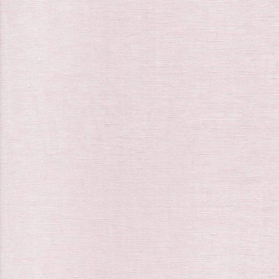 Belgian Linen Simple Fitted Sheet 3 Piece Set In 12 Colors - Twin / Blush Pink