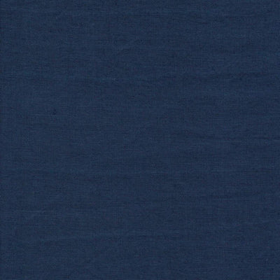 Belgian Linen Simple Fitted Sheet 3 Piece Set In 12 Colors - Twin / Navy Blue