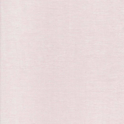 Single Organic Belgian Linen Stonewashed Fitted Sheet In 12 Colors - Blush Pink / King