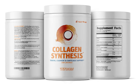 Collagen Synthesis Pre-Workout Collagen Peptides NSF Certified