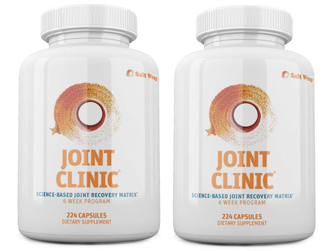 Joint Clinic - Total Joint Recovery for Minor Strains, Sprains, and Discomfort from Minor Injuries