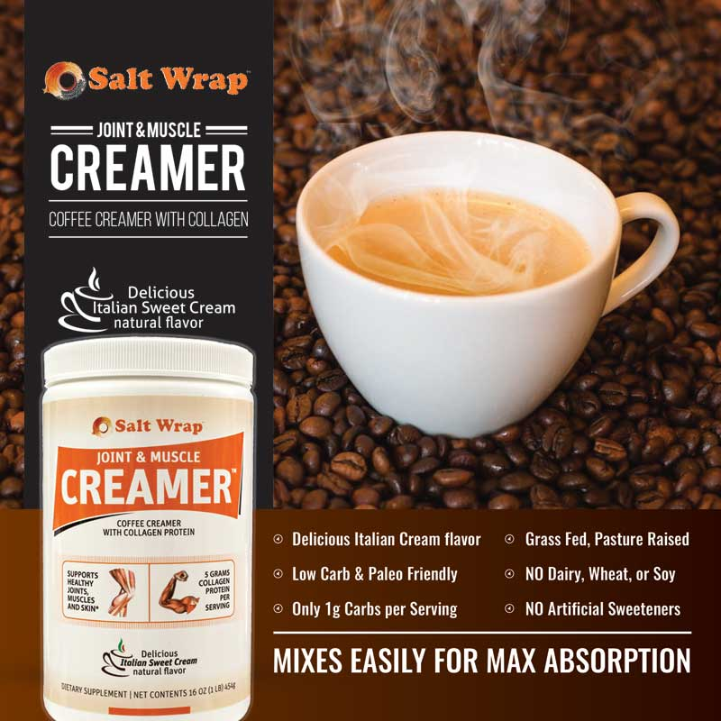 best collagen coffee creamer