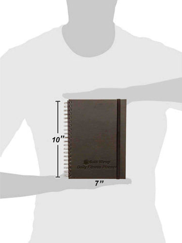 SaltWrap Daily Fitness Planner - 7x10""