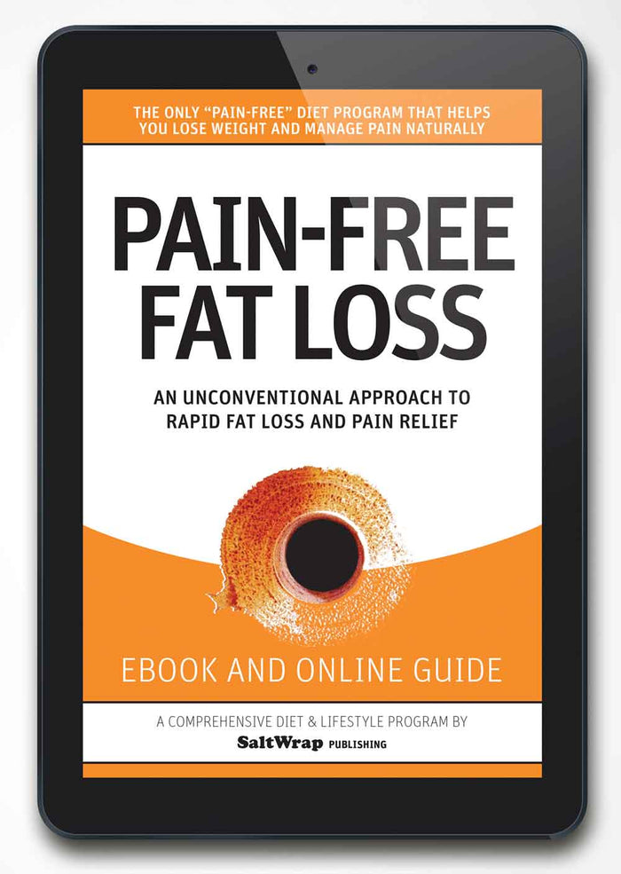 Pain-Free Fat Loss: 148 page eBook, Online Access, Bonus Downloads & Follow Up Accountability Series (90 Day Money-Back Guarantee)