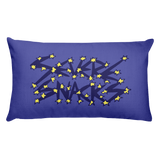 Scifi Veggies Pillow - Severe Snacks