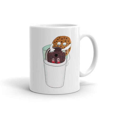 One Cruel Cookie Mug - Severe Snacks