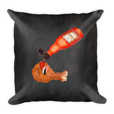 Ouch! Pillow - Severe Snacks