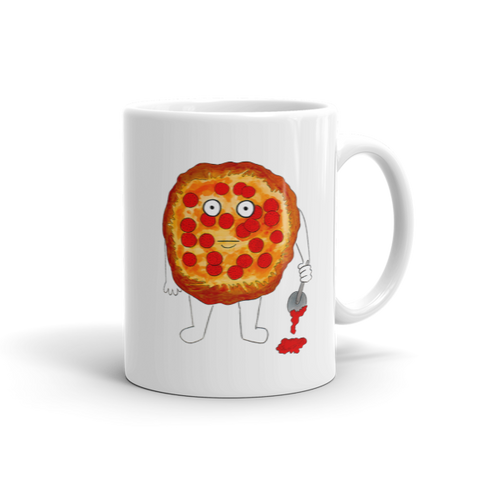 Killer Pizza Mug - Severe Snacks