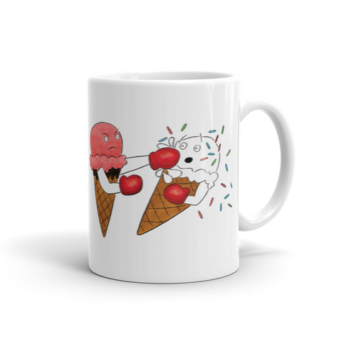 Knockout! Mug - Severe Snacks