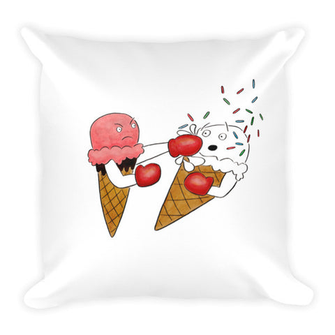 Knockout! Pillow - Severe Snacks