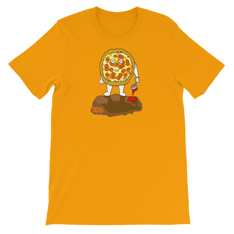 Killer Pizza Tee - Severe Snacks