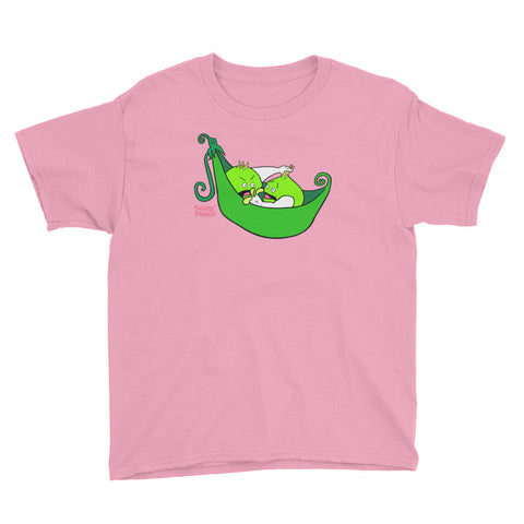 Peas in a Pod Youth Short Sleeve T-Shirt - Severe Snacks