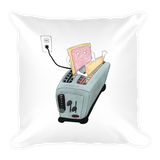 Cute'n'evil Toaster Pastry Pillow - Severe Snacks