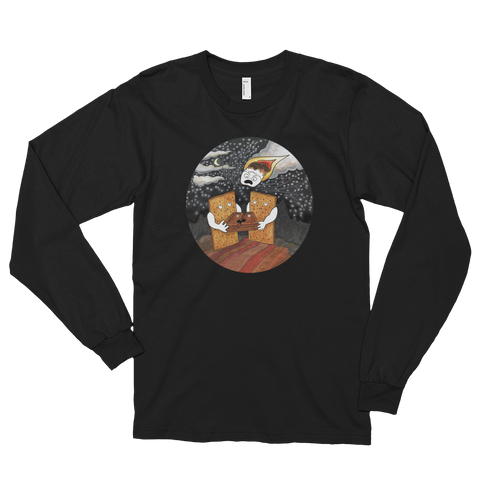S'mores Sacrifice Long Sleeve Tee - Severe Snacks