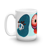 Morning Bird Brain Mug - Severe Snacks
