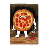 Sweet & Savory Greeting Cards - Severe Snacks