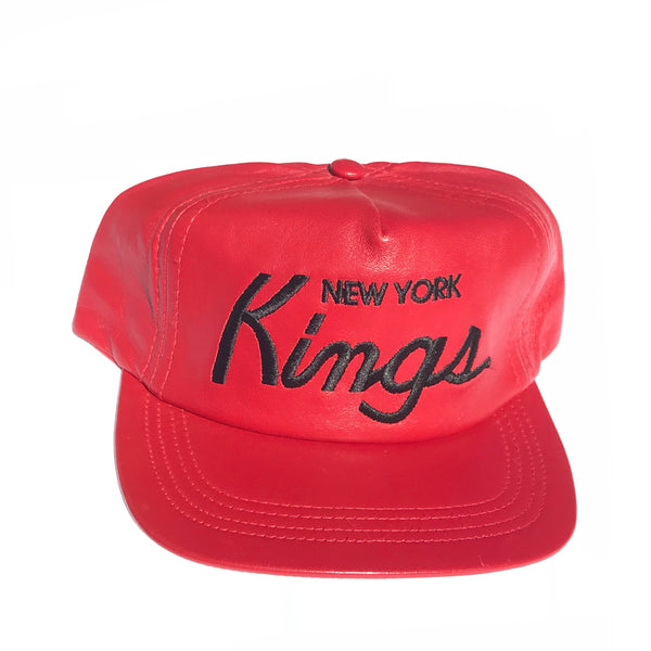 Leather Kings Script 5-Panel