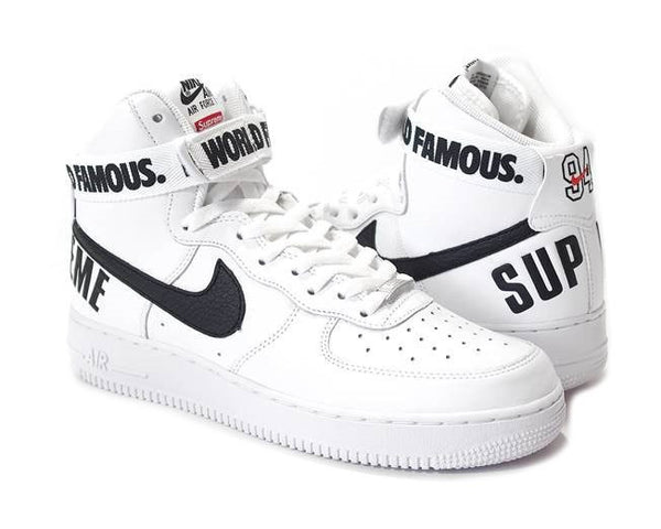 Nike®/Supreme Air Force 1 Hi