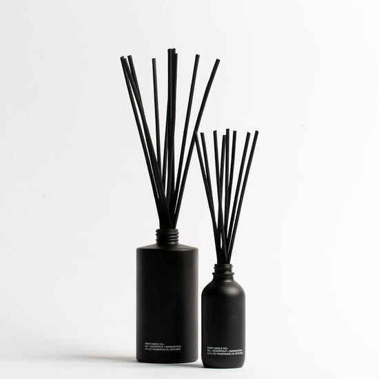 No. 1 Grapefruit + Mangosteen Reed Diffuser