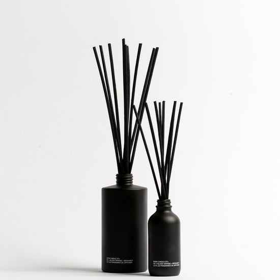 No. 4 Blood Orange + Bergamot Reed Diffuser