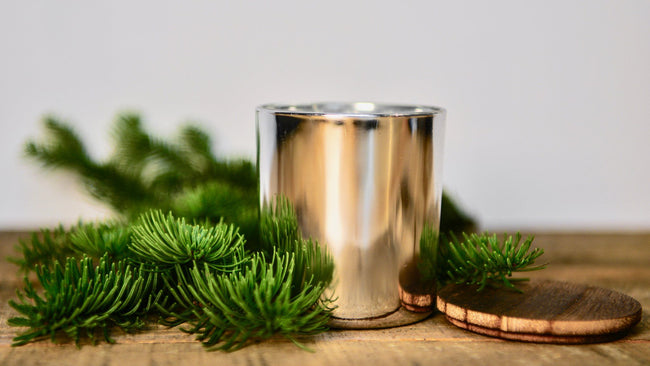 No. 8 Blue Spruce Candle