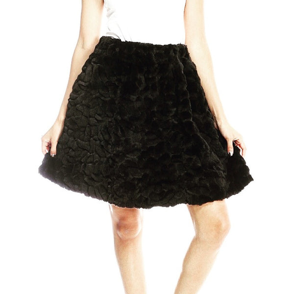 Fur of My Enemies Skirt