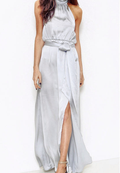 Tie Me Up Maxi Dress