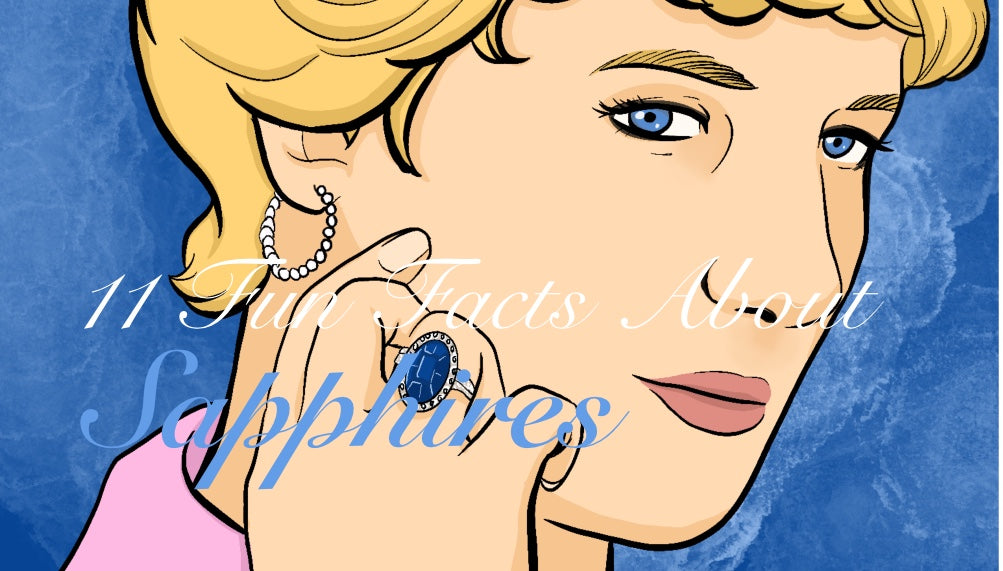 11 Fun Facts About Sapphires