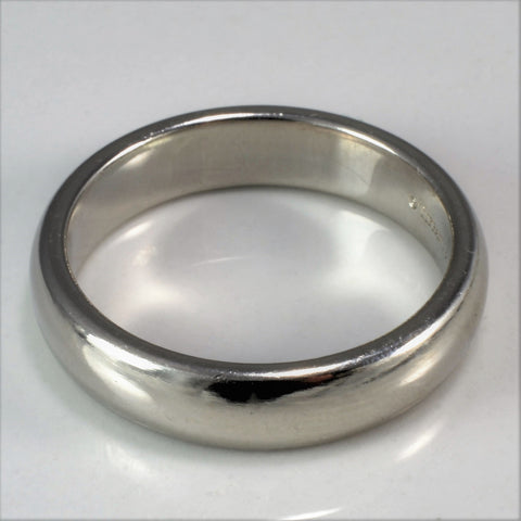Classic Tiffany & Co. Wedding Band | SZ 6.75 |