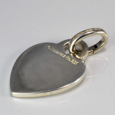 Tiffany & Co. Heart Tag Pendant