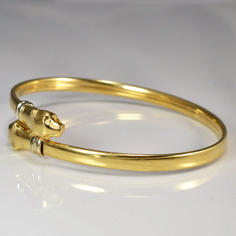 Bypass Jaguar Bangle | 8"
