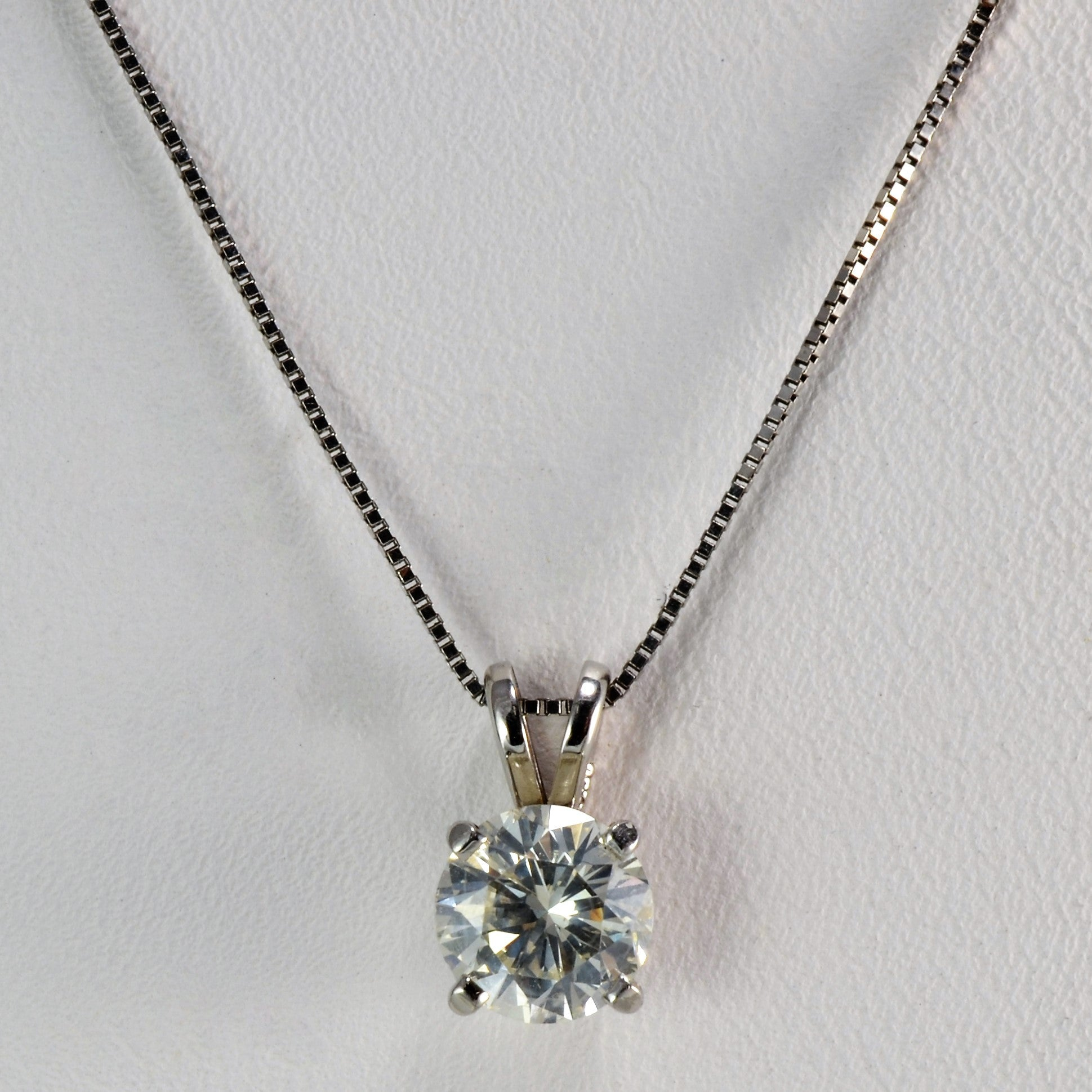 necklace athena gold full cybermonday white jewelry pom solitaire diamond necklaces