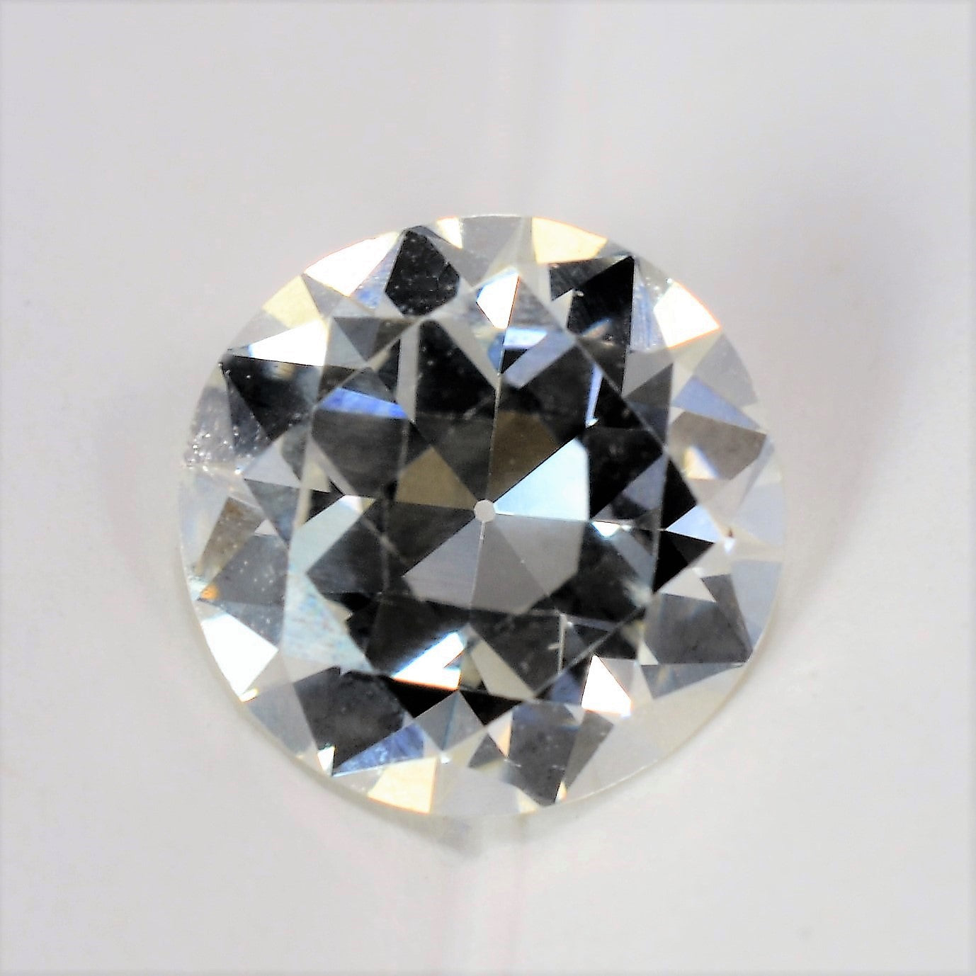 GIA Old Mine Cut Diamond | 0.68 ct |