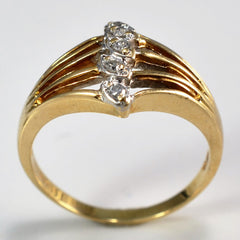 Multi Split Shank Diamond Ring | 0.05 ctw, SZ 5.5 |
